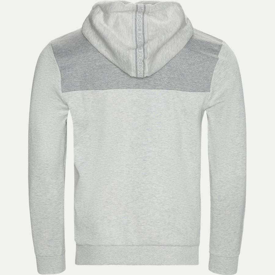50410288 SAGGY. - Sweatshirts - LYS GRÅ - 2